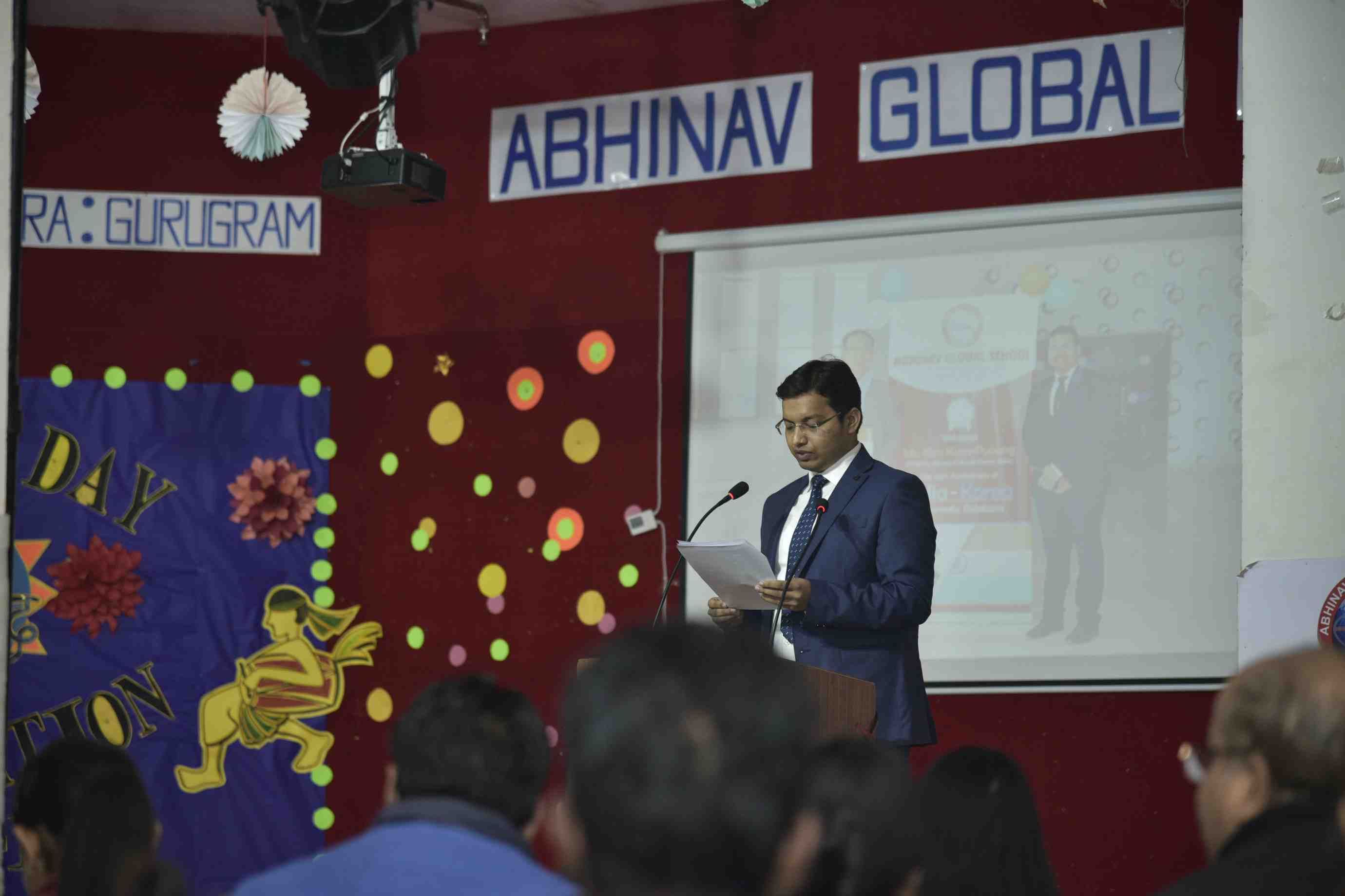 AGS Annual Day 2018